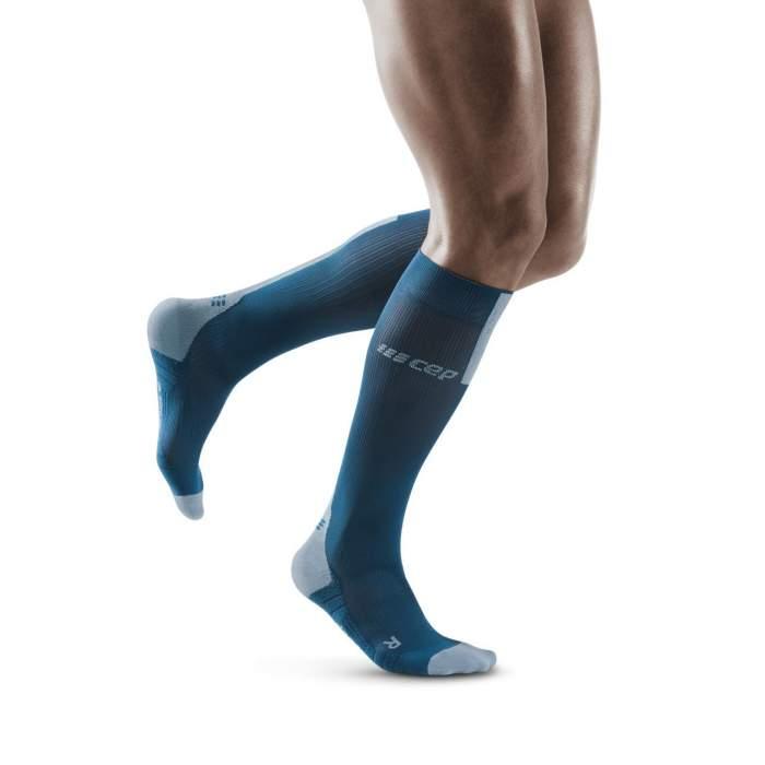 cep Run Socks 3.0 Herren Funktionssocken Kompression Running Laufen schwarz NEU